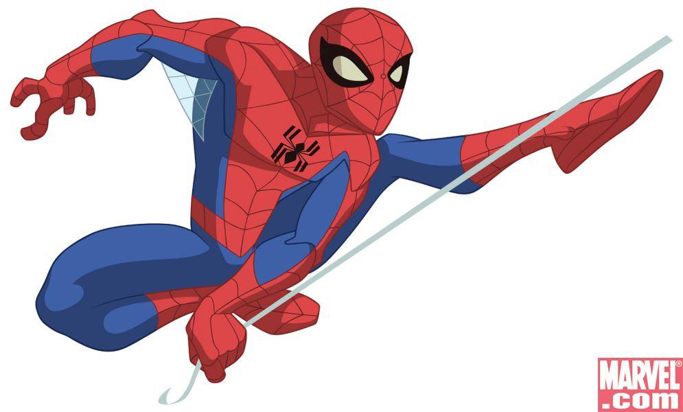 995x600 Spiderman Cartoon Nuevo Cartoon De Spider Man Iqueando Clip Art