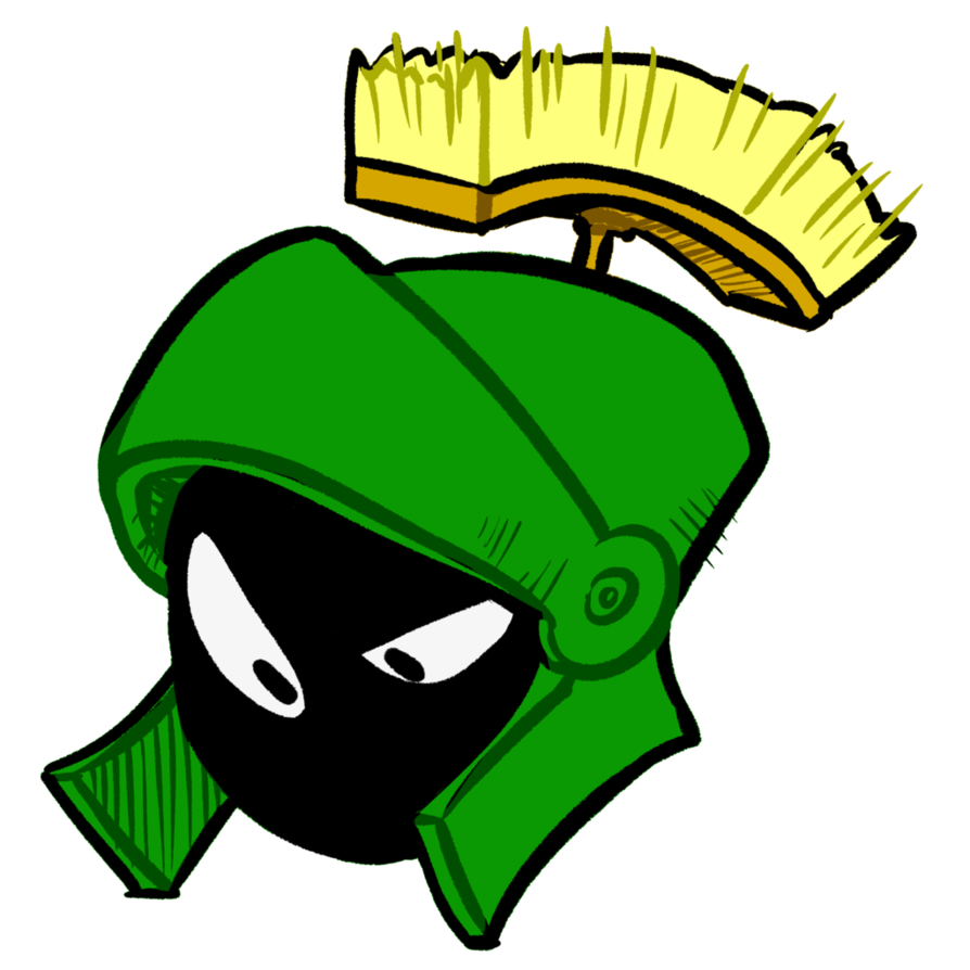 894x894 Marvin The Martian By Chompyghost