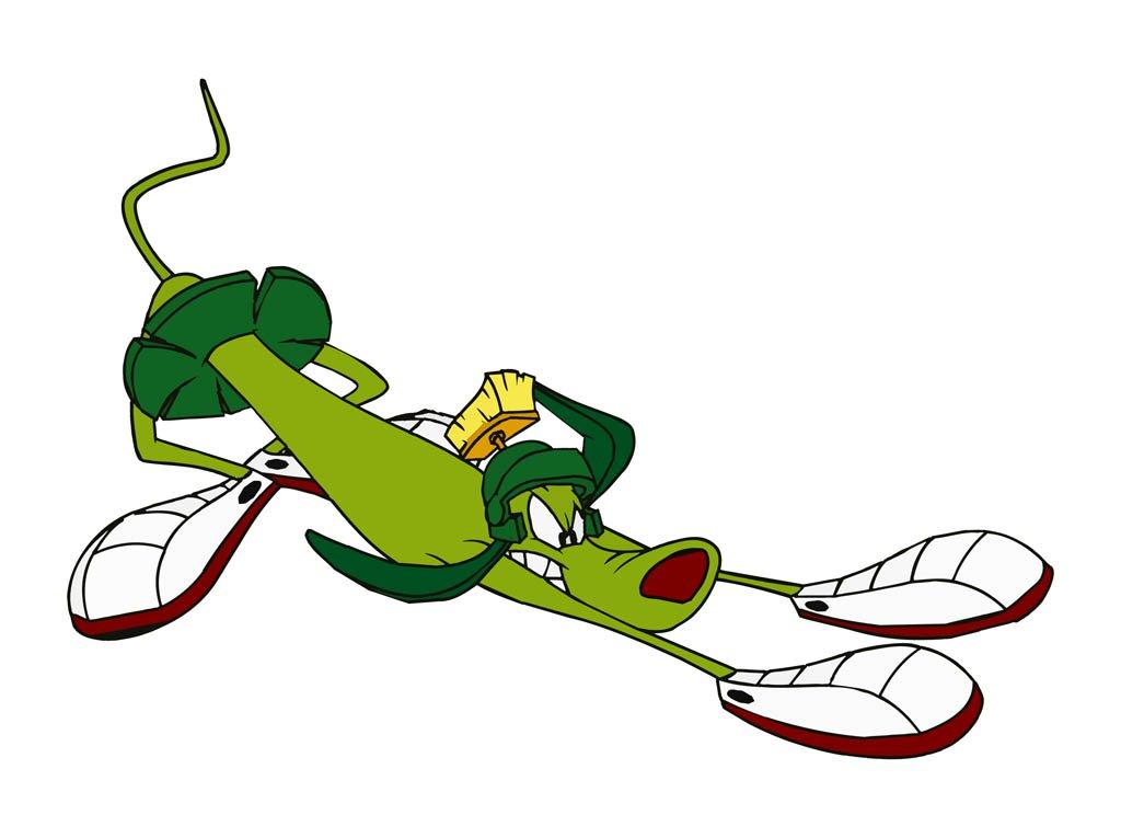 1024x765 Cartoon Alien Dog Vector Art Amp Graphics