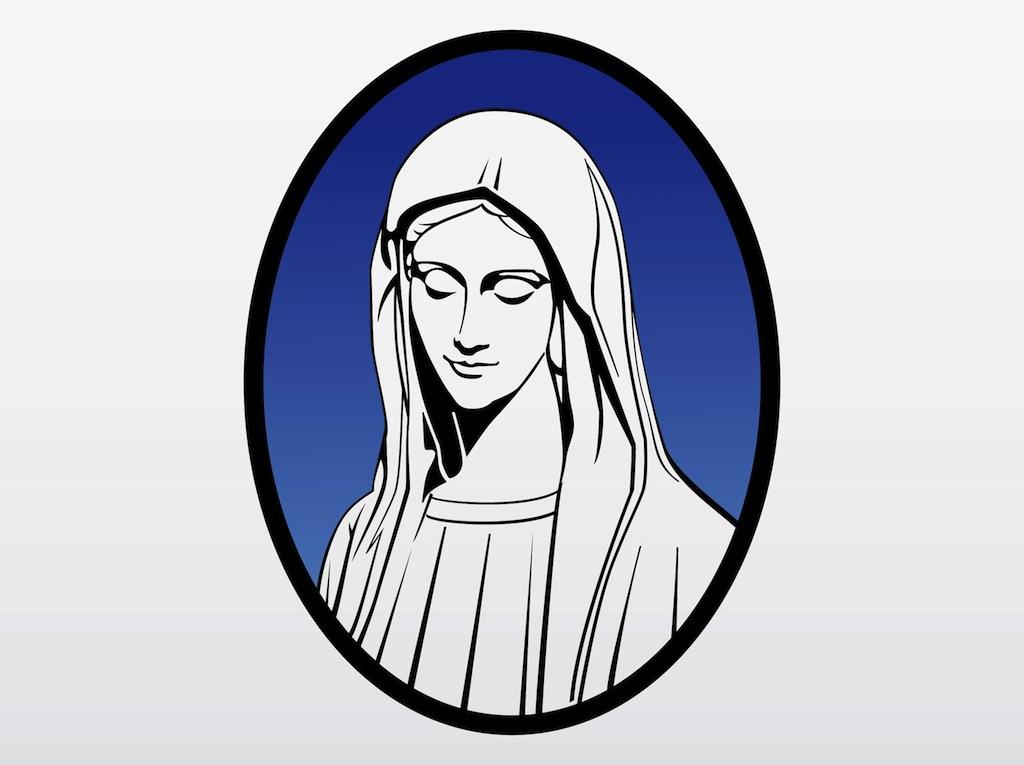 1024x765 Holy Mary
