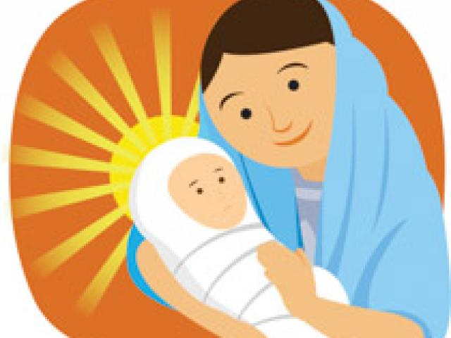 640x480 Mary Cliparts Free Download Clip Art