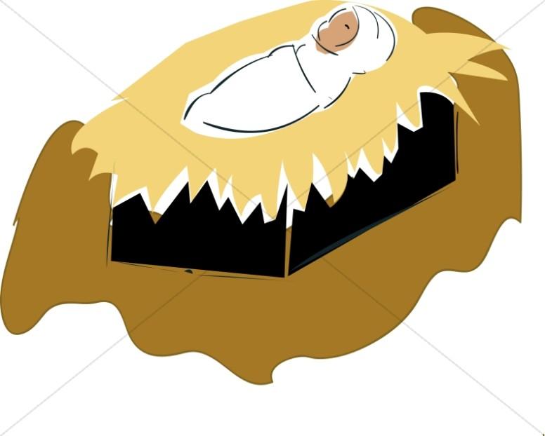 776x622 Baby Jesus Clipart