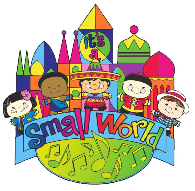 686x672 18 Best It's A Small World Images On It's A Small