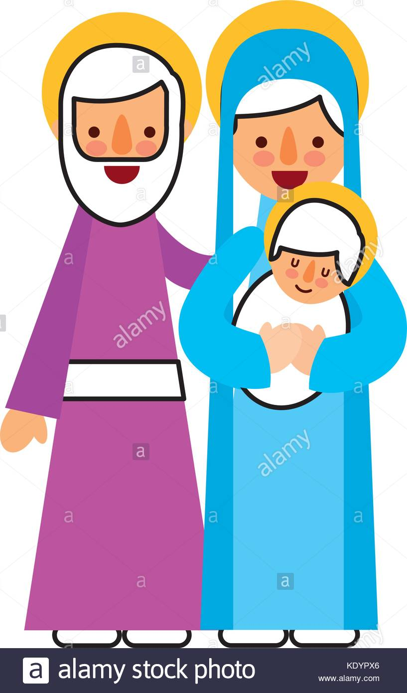817x1390 Joseph Mary Jesus Nativity Stock Photos Amp Joseph