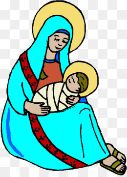 260x360 Nazareth Nativity Scene Child Jesus Clip Art