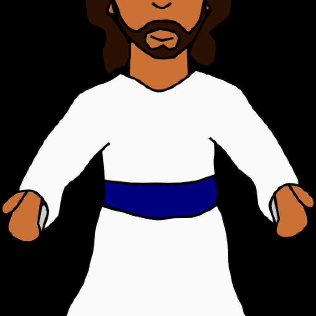 1024x1024 Free Clipart Of Jesus