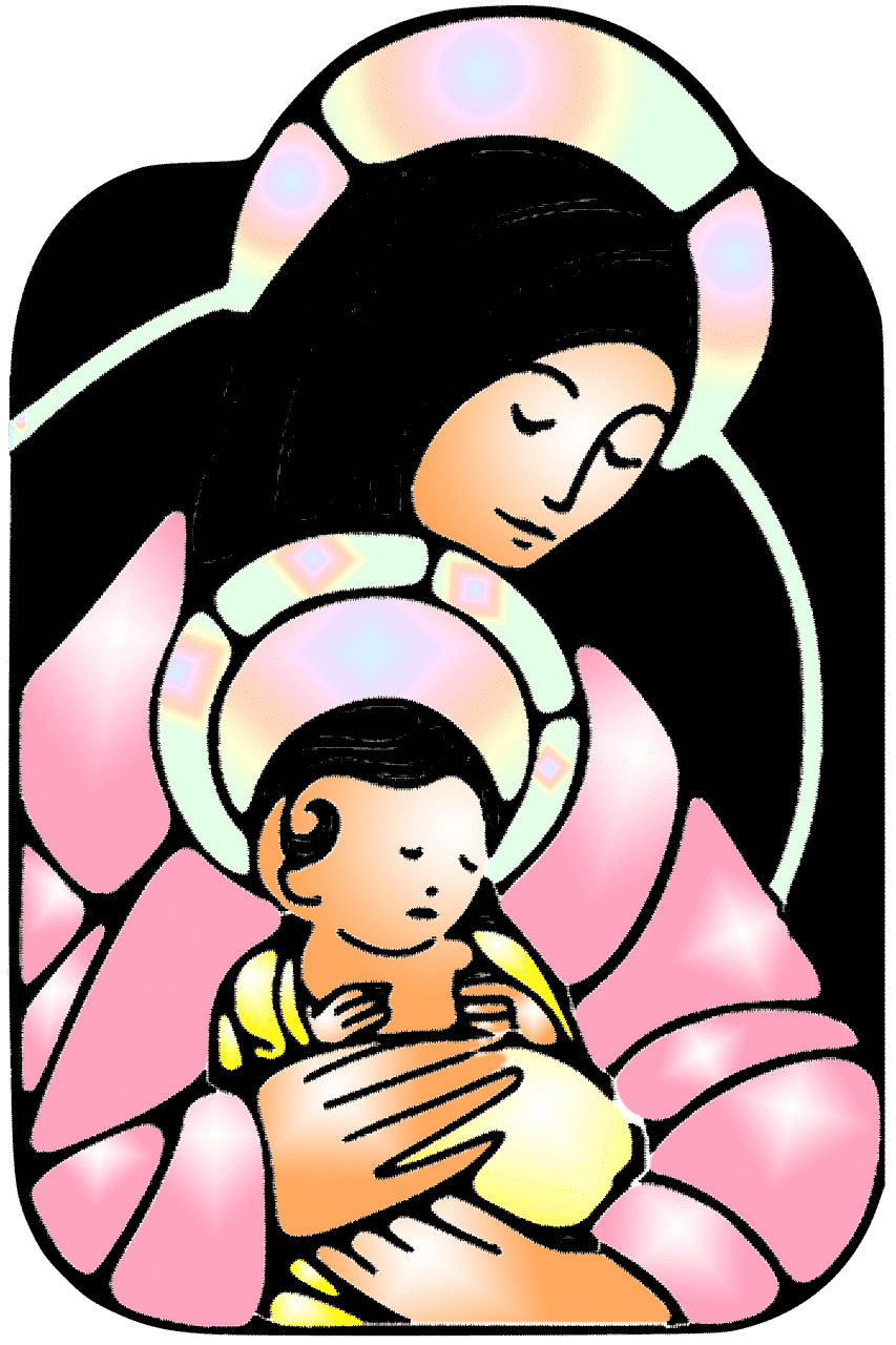 853x1280 How Old Was Mary When She Gave Birth To Jesus The Bible Answer