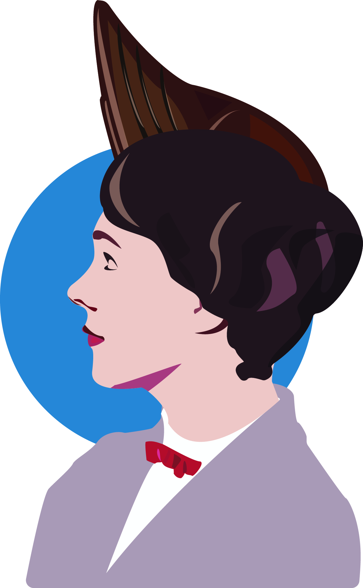 1223x1982 I Made A Mash Up Of Mary Poppins And Yondu, Check It Out!