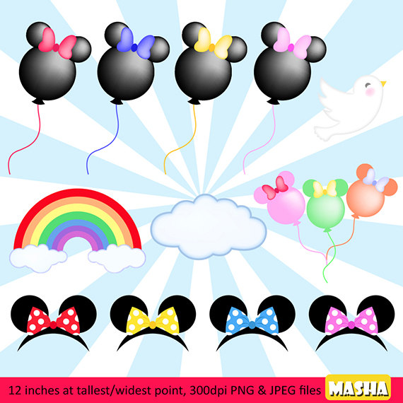 570x570 Minnie Mouse Party Minnie Mouse Clipart Minnie Mouse Clip Art