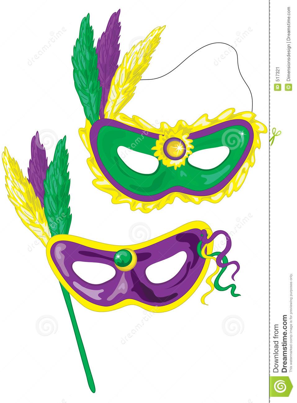 957x1300 Mardi Gra Mask Clipart