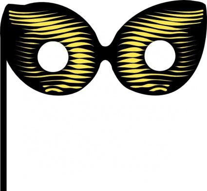 425x392 Masquerade Mask Clip Art Clipart Panda