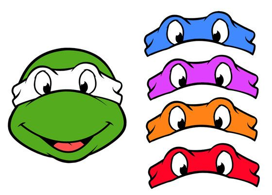 560x401 Collection Of Turtle Mask Clipart High Quality, Free