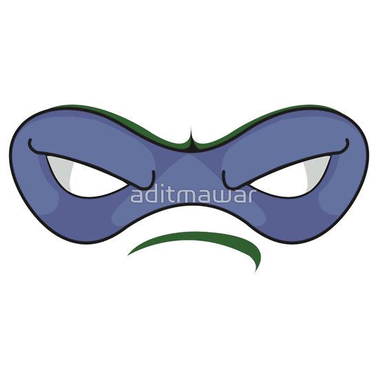550x550 Ninja Mask Clipart