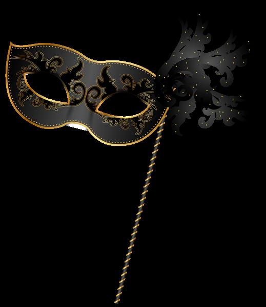 519x600 Carneval Clipart Eye Mask