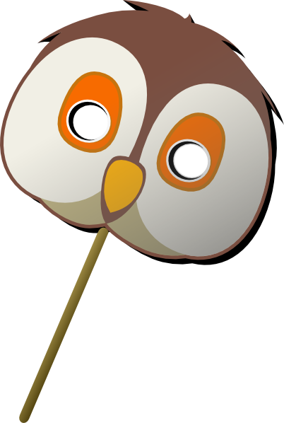 402x598 Collection Of Bird Mask Clipart High Quality, Free Cliparts