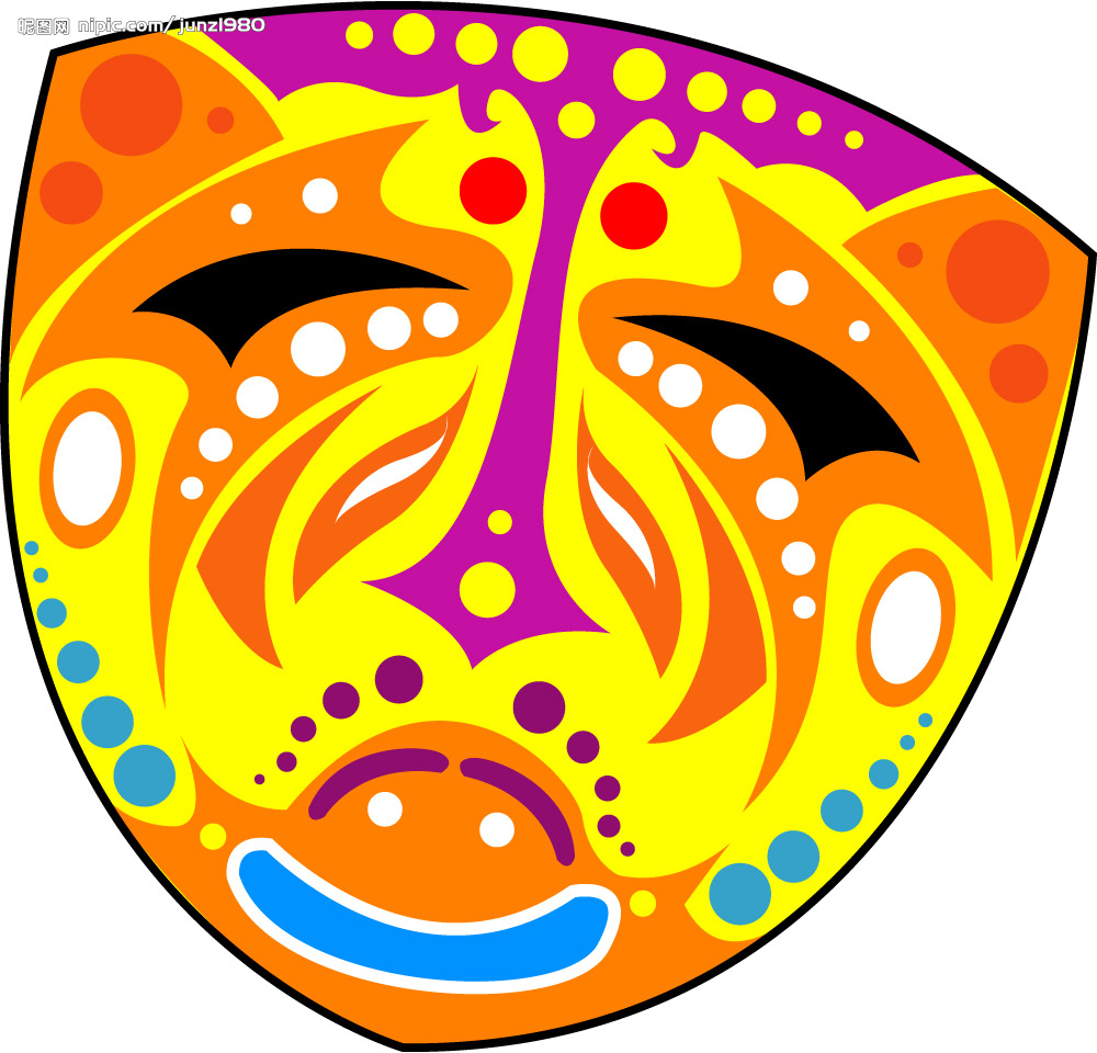 1000x960 New Year Clipart Mask