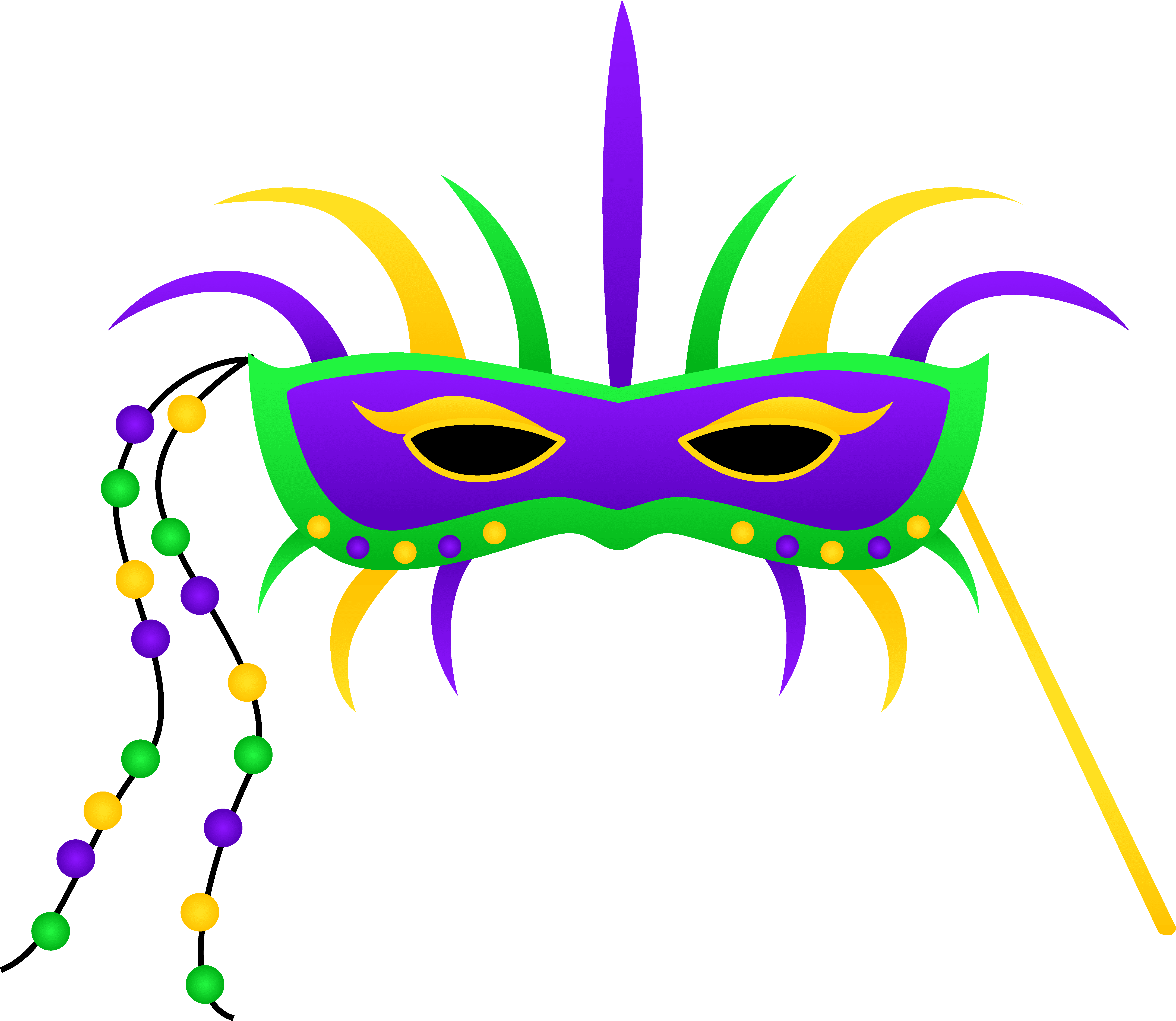 6684x5806 Smartness Mardi Gras Mask Clipart Free Clip Art To Celebrate Fat