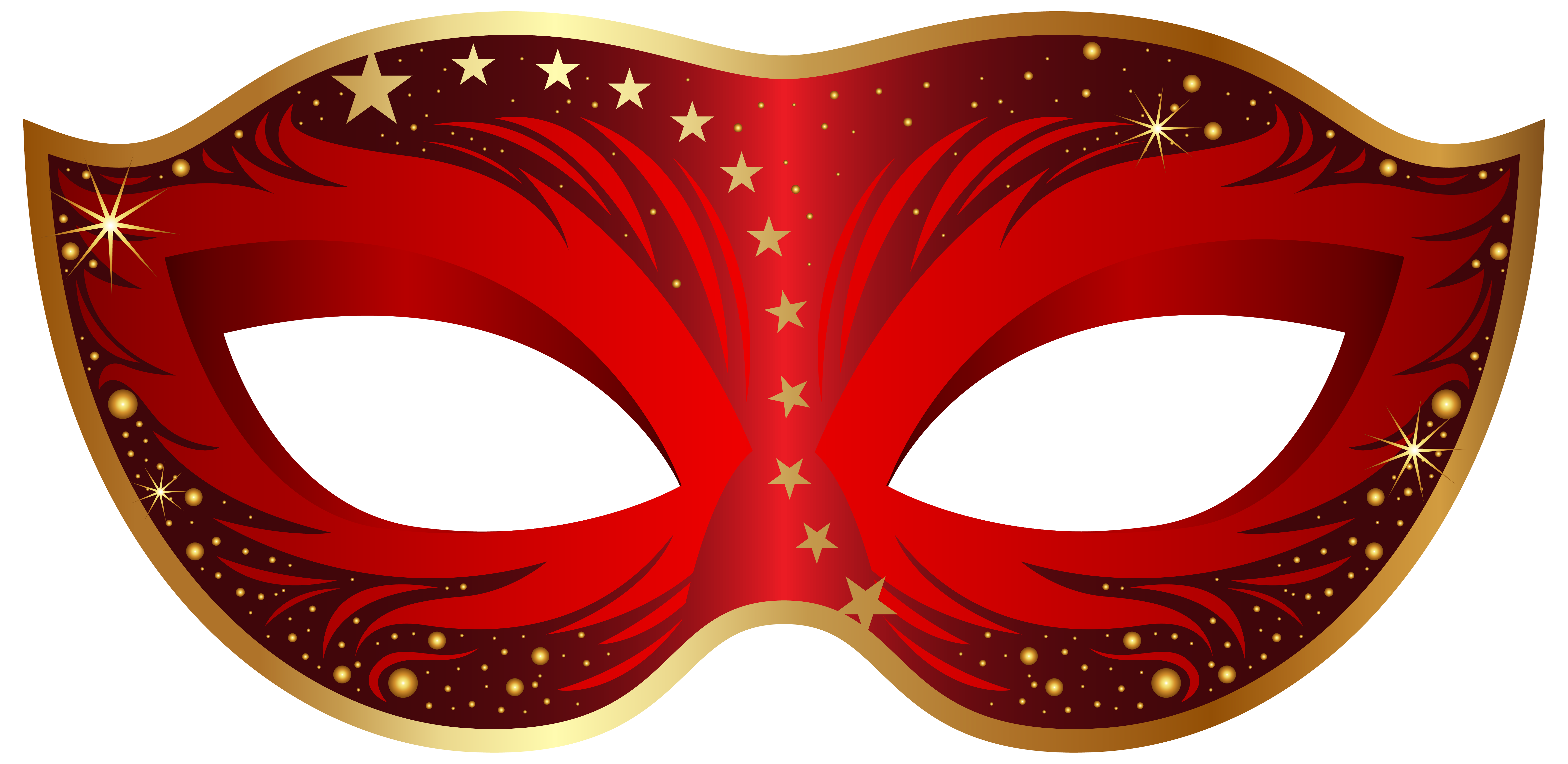 6385x3111 Collection Of Red Masquerade Mask Clipart High Quality, Free