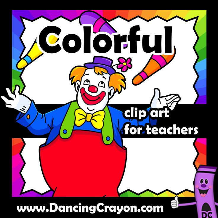 736x736 24 Best Colorful Clip Art And Graphics Images On Clip