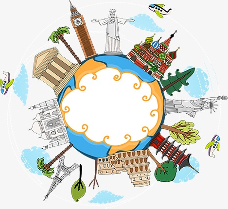 469x430 World Travel, House, Masterpiece, Spherical Png Image And Clipart