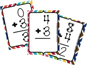 Math Facts Clipart