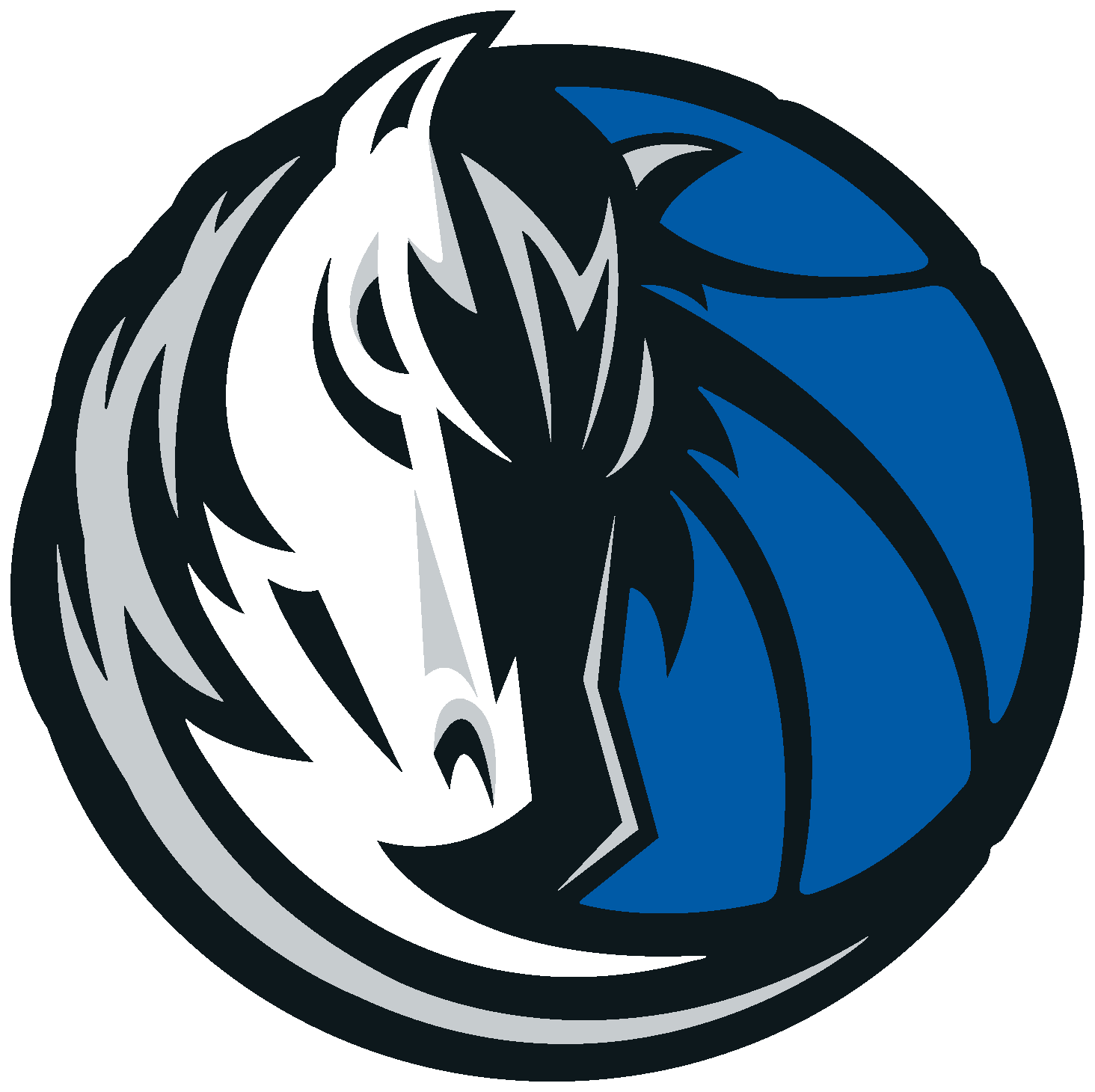 1464x1460 Dallas Mavericks Logo Vector Eps Free Download, Logo