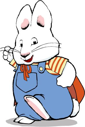 Max And Ruby Clipart