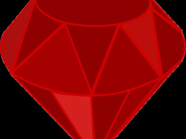 640x480 Ruby Clipart Hard Thing
