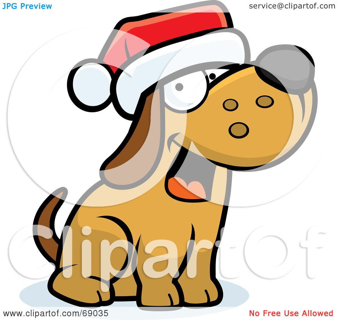 1080x1024 Royalty Free (Rf) Clipart Illustration Of A Max Dog Character