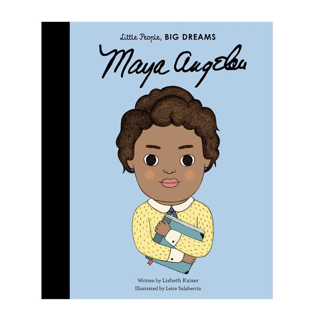 1024x1024 Little People Big Dreams Maya Angelou Dinky Amp Dandy