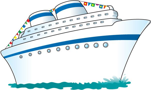 604x360 Free Cruise Ship Clip Art Image Clip Art Illustration Of A Cruise
