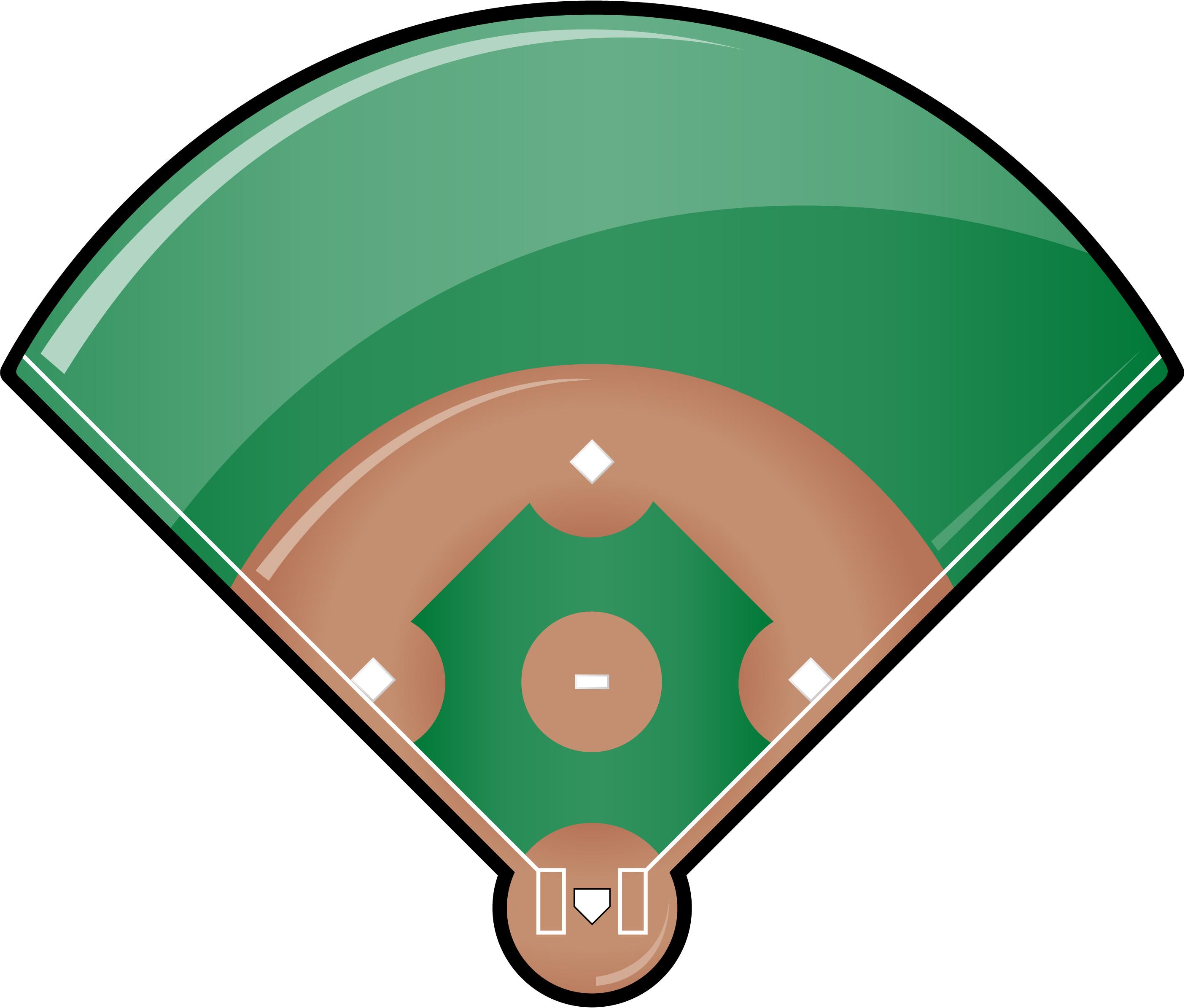 2810x2391 Baseball Bat Clipart Baseball Infield