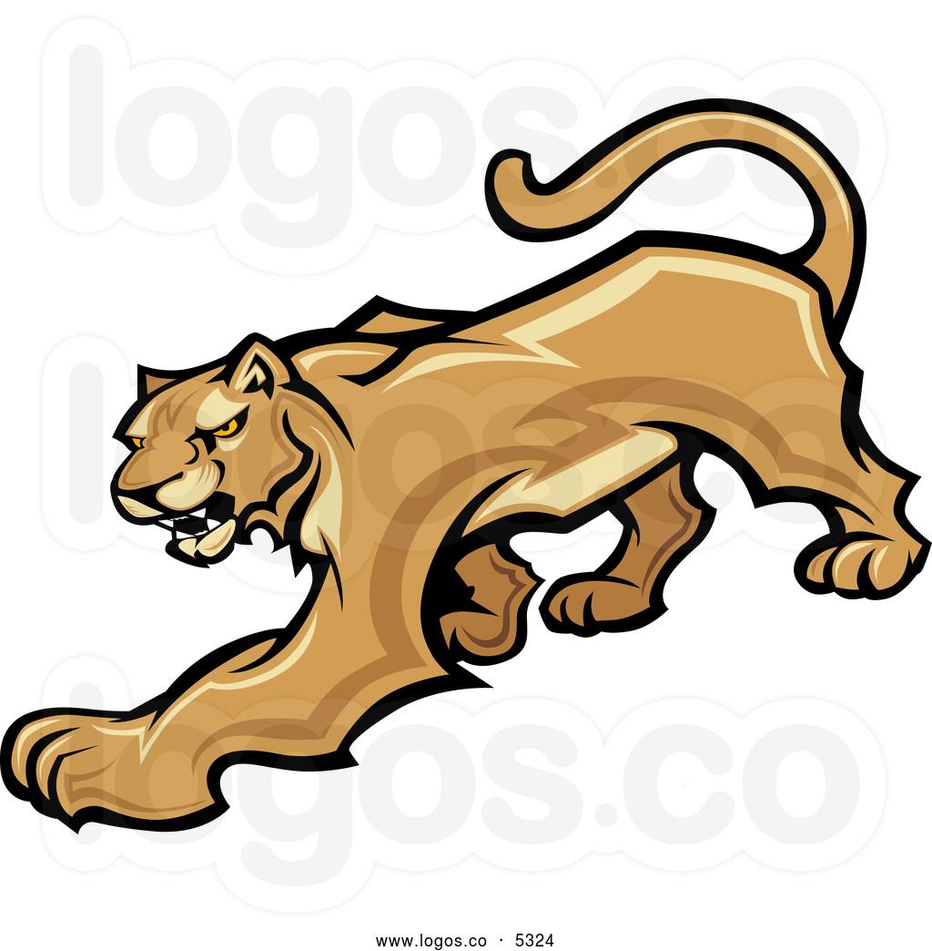 1024x1044 Cougar Clip Art