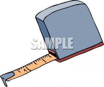 350x294 Tape Measure Measuring In Inches