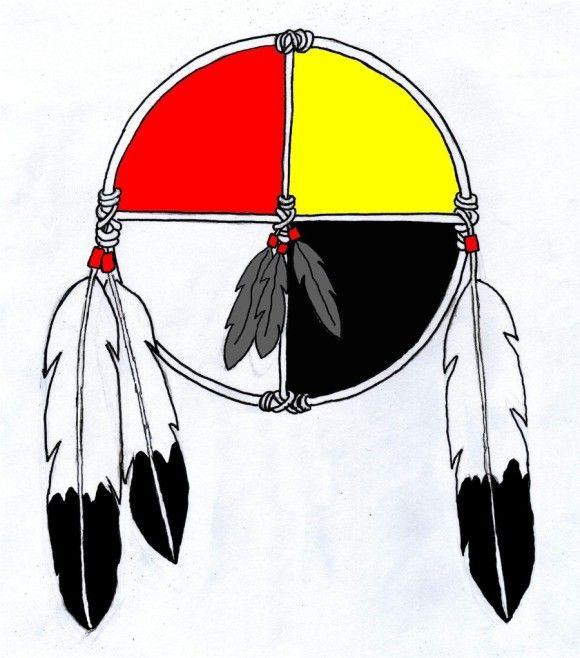 580x658 Native American Medicine Wheel Clip Art Clipart Crafts