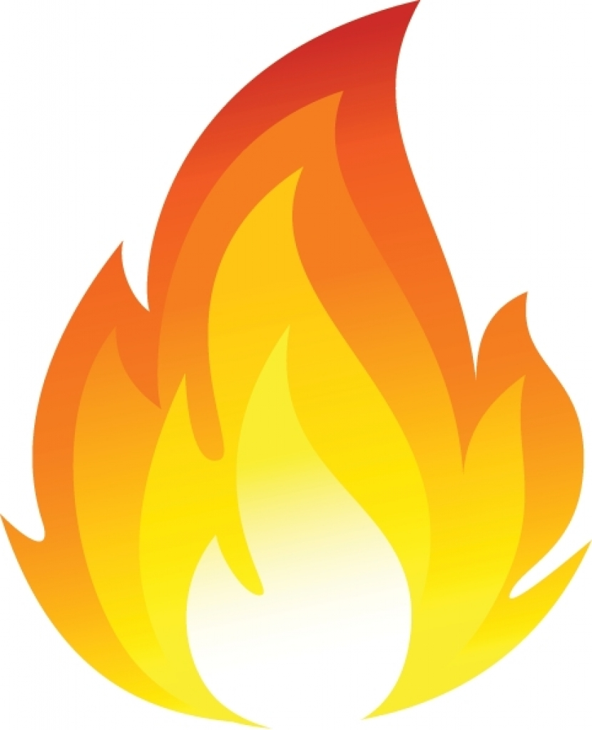 830x1024 Clipart Fire June Holidays Free Fire Clip Art Images Flamebest