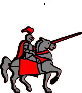 273x310 Medieval Knight Cartoon Cartoon medieval knights Art