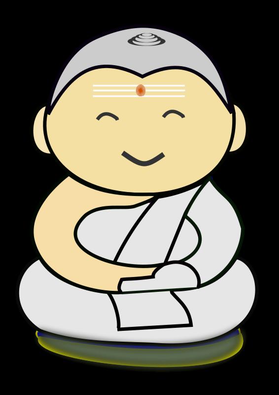 566x800 Buddha Clipart Buddhist Meditation
