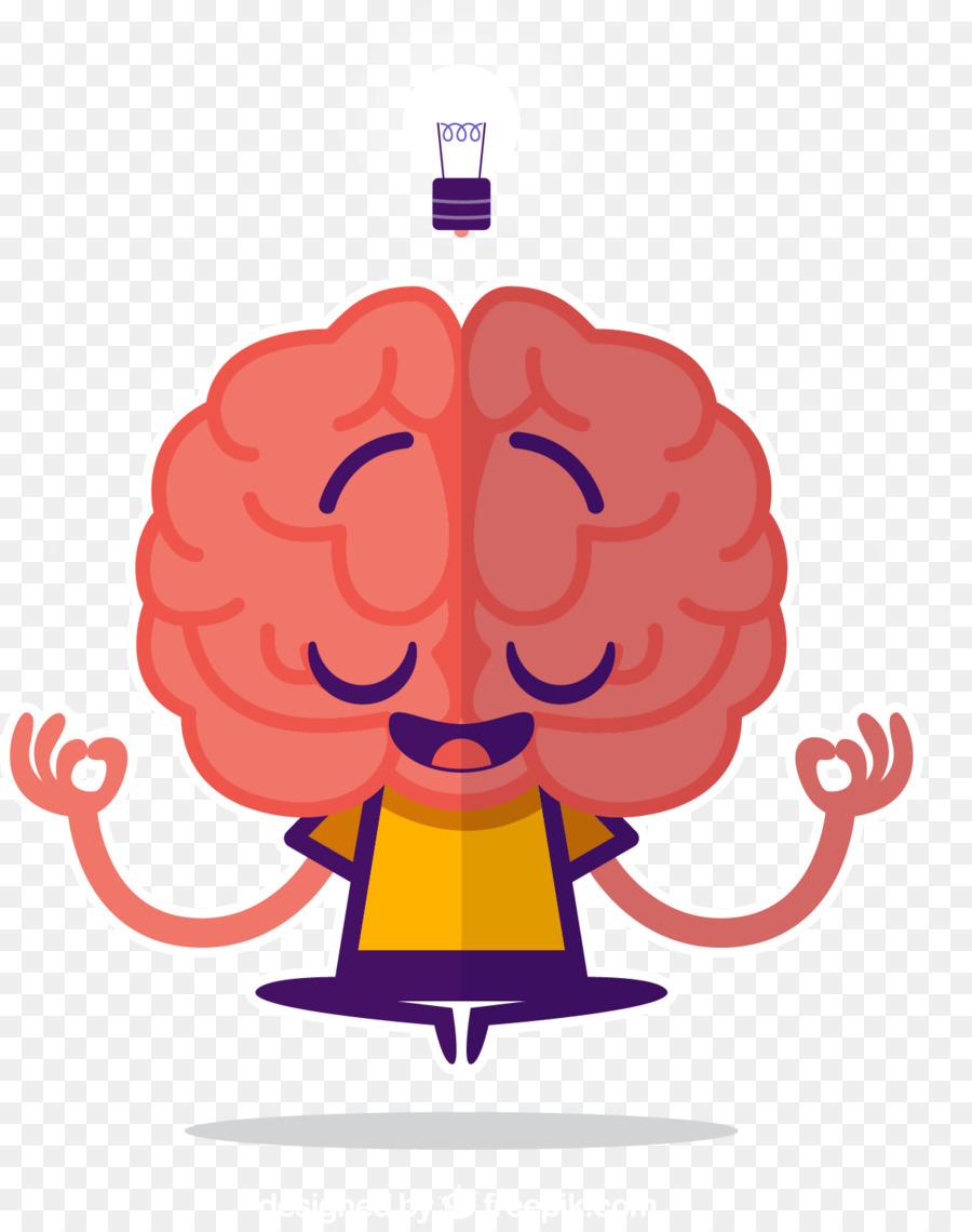 900x1140 Human Brain Drawing Clip Art