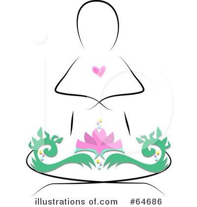 400x420 Meditate Clipart