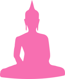 249x300 Pink Buddha 4 Png, Svg Clip Art For Web