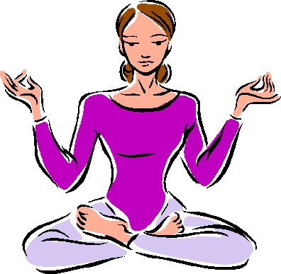 396x387 Yoga Clipart Free Clipart Images 6