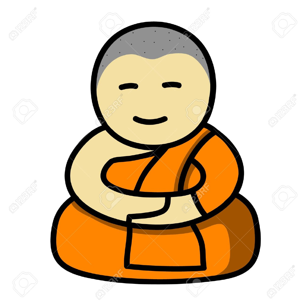 Meditation Clipart Free at GetDrawings com | Free for