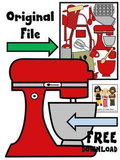 236x314 Cooking Clipart Mega Bundle Clip Art, Apron And Scrapbooking