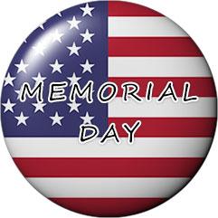 241x241 Memorial Day Clip Art Memorial Day Button Clipart