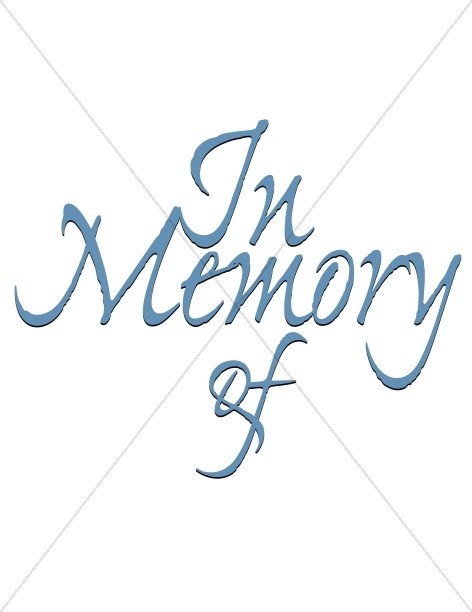 472x612 Church Memorial Clipart, Memorial Service Clip Art