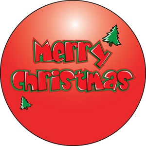 300x300 Free Free Merry Christmas Clip Art Image 0515 0911 0101 5253