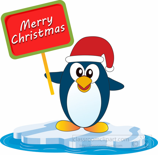 550x538 Christmas Penguin Clipart Free Download Clip Art