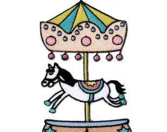 340x270 Horse Merry Go Round Etsy