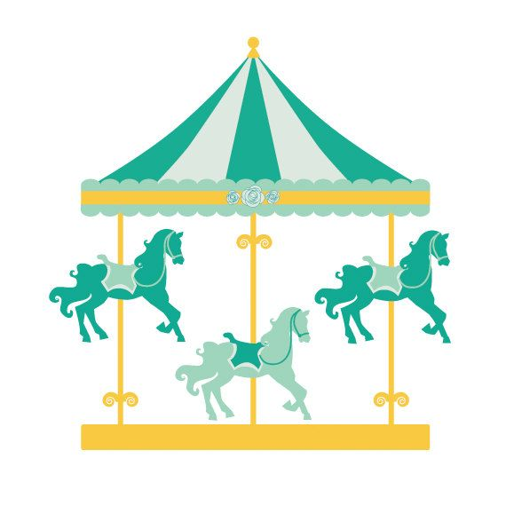 570x570 Carousel Clipart